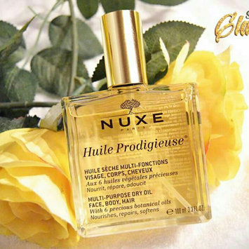 NUXE Huile Prodigieuse® Multi-Purpose Dry Oil uploaded by Sama A.