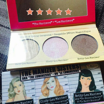 the Balm - the Manizer Sisters Luminizers Palette uploaded by Hadeel K.