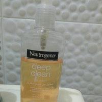 Neutrogena Deep Clean Facial Cleanser uploaded by Hadeel K.