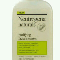 Neutrogena Naturals Fresh Cleansing + Makeup Remover uploaded by isslam k.