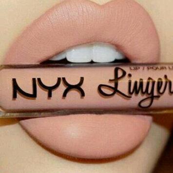NYX Lip Lingerie uploaded by isslam k.