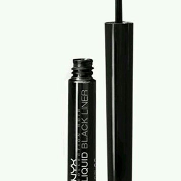 NYX Collection Noir Liquid Liner uploaded by isslam k.