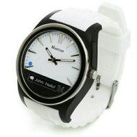 Martian Notifier Smart Watch - White/Black (MN200WBW) uploaded by Tasnim N.