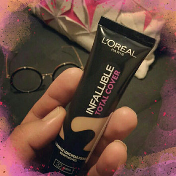 L'Oréal Paris Infallible® Total Cover Foundation uploaded by Manal H.