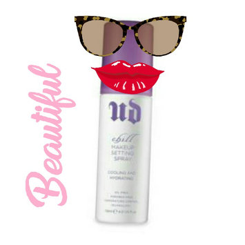 Urban Decay Chill Cooling and Hydrating Makeup Setting Spray uploaded by Reham M.