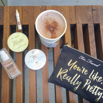 It Cosmetics Your Skin But Better CC+ Airbrush Perfecting Powder SPF50+ uploaded by LaTisha L.