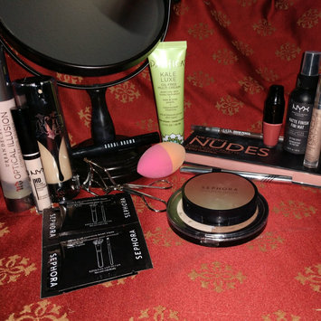Photo uploaded to #MyMakeupBag by Sidney A.