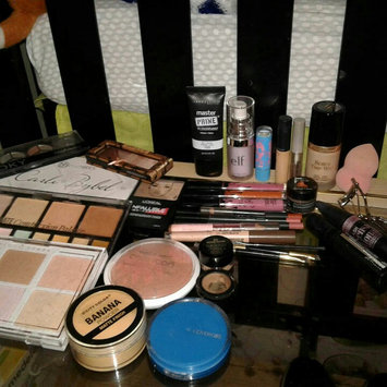 Photo uploaded to #MyMakeupBag by Delores f.