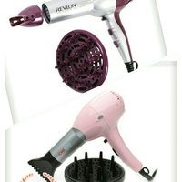 CHI Pro Low EMF Professional Hair Dryer with Diffuser uploaded by Asma M.