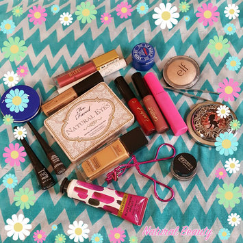 Too Faced Natural Eyes Shadow Collection uploaded by Minga M.