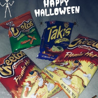 CHEETOS® Crunchy Flamin' Hot® Cheese Flavored Snacks uploaded by Chelsea H.
