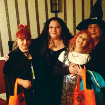 Photo uploaded to #HalloWIN by Amber C.