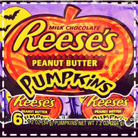 Reese's Peanut Butter Cup Pumpkins Milk Chocolate uploaded by Jenny H.