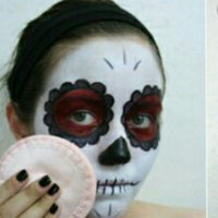 Gothic Vampire Black Nail Polish and Lipstick uploaded by jessica s.