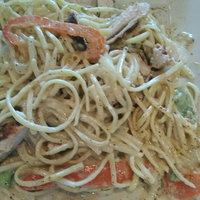 Prego® Alfredo Basil Pesto Pasta Sauce uploaded by Elizabeth A.