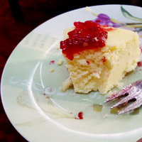 Philadelphia Strawberry Cheesecake uploaded by Noor J.