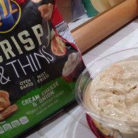 Nabisco RITZ Cream Cheese & Onion Crisp & Thins uploaded by Robin H.