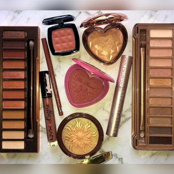 Urban Decay Naked Heat Eyeshadow Palette uploaded by Michela C.