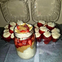 Original Strawberry Banana Low Fat Yogurt uploaded by Michela C.