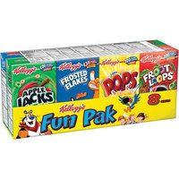 Kellogg's Fun Pak - 8 CT uploaded by Ryan S.