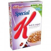 Kellogg's Special K Fruit & Yogurt Cereal uploaded by Erica V.