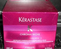 Kerastase Reflection Chroma Riche Luminous Softening Treatment Masque uploaded by LEAR25098 Macarena P.