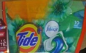 Tide Pods Plus Febreze uploaded by Laney  S.