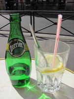 Perrier Lemon Sparkling Natural Mineral Water uploaded by Shawn R.