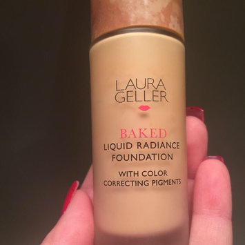 Photo of Laura Geller Beauty Baked Liquid Radiance Foundation With Color Correcting Pigments uploaded by Kimberly T.