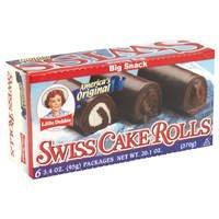 Great Value Swiss Rolls Snack Cakes uploaded by Aubrey Z.