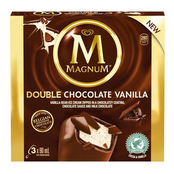 Magnum Ice Cream Bars uploaded by Caroline R.