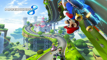 Photo of Mario Kart 8 (Nintendo Wii U) uploaded by Elly L.