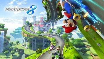 Photo of Mario Kart 8 (Nintendo Wii U) uploaded by Elly L.