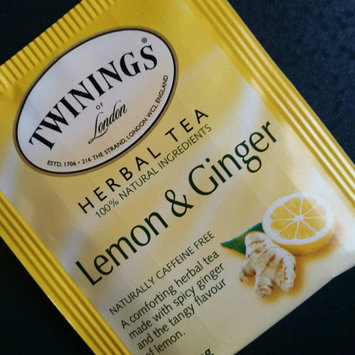 Twinings Lemon & Ginger Tea, 20 ea uploaded by Roxanne K.