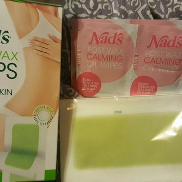 Nad's Hypoallergenic Facial Wax Strips uploaded by Alexandria S.