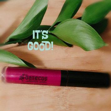 Photo of Benecos - Natural Lip Gloss Rose Garden - 5 ml. uploaded by Lisa O.