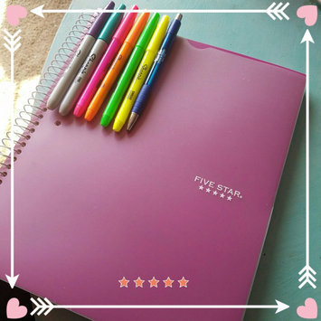 Photo of Mead MEA08232 Five Star Customizable Composition Notebook uploaded by Megan R.