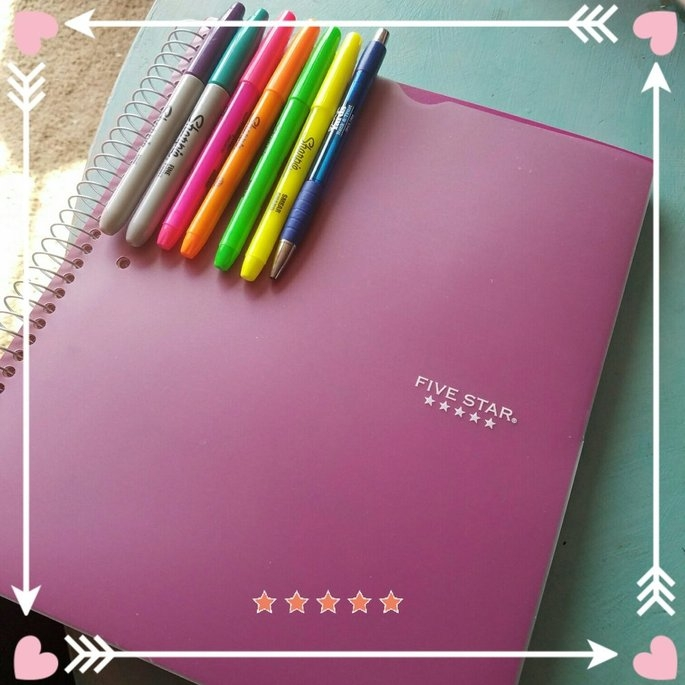 Mead MEA08232 Five Star Customizable Composition Notebook uploaded by Megan R.