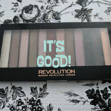 Makeup Revolution Redemption Eyeshadow Palette Iconic 3 uploaded by Ashley M.