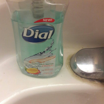 Photo of Dial Liquid Hand Soap, Coconut Water & Mango, 7.5 fl oz uploaded by nancy r.