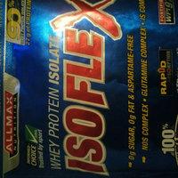 AllMax Nutrition - Isoflex Whey Protein Isolate Vanilla - 2 lbs. uploaded by María S.
