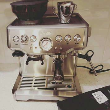 Photo of Breville BES870BSXL Barista Express Black Espresso Machine uploaded by Alexandria C.