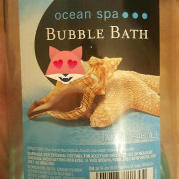 Ocean Spa Bubble Bath, 32 fl oz uploaded by Anita S.