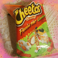 Cheetos® Crunchy Flamin' Hot® Limon Cheese Flavored Snacks uploaded by Angelina A.