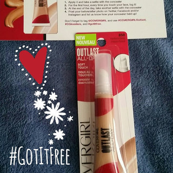 Photo of COVERGIRL Outlast All-Day Soft Touch Concealer uploaded by Keshia D.