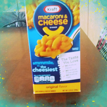 Kraft Macaroni and Cheese Original uploaded by Alisha H.