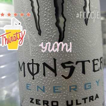 Monster Zero Ultra Energy Drink uploaded by Samantha C.