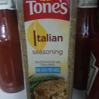 Tones Tone's Italian Seasoning - Classic Blend of Herbs (6 oz) uploaded by Luis T.