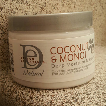 Photo of Design Essentials Natural Coconut and Monoi Deep Moisture Masque uploaded by Gana Dinero Ya C.