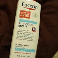 Eucerin Smoothing Repair Dry Skin Lotion uploaded by Peachez W.